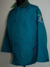 Henri Lloyd Jacket Vintage Sailing Raincoat Nylon Blue Consort Waterproof S M