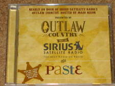 Outlaw Country Sirius Radio Mojo Nixon BEST BUY PROMO CD! willie nelson williams