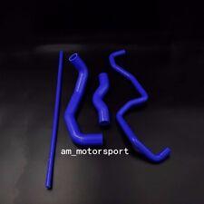 For Nissan 350 Z 350Z 03-06 / Infiniti G35 Silicone Radiator Hose Blue New -ZAP