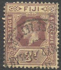 Used George V (1910-1936) Fijian Stamps