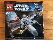 LEGO Star War Mini X-Wing 30051 Set sacchetto di plastica NUOVO