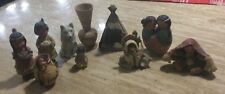 Wholesale Lot Friends Of The Feather And Young's Native American Indian Figures