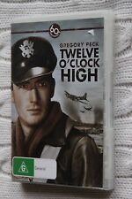 Twelve O' Clock High (DVD) 60th  Anniversary, Region-4, Free shipping
