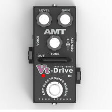 AMT Electronics Vt-Drive MINI (VtD-2) – JFET distortion pedal - emulates VHT