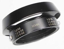 Leica 12585 Hood for 35/2.8,35/3.5,50/2,50/2.8,50/3.5  #18
