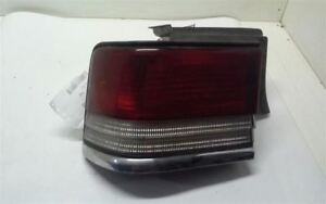 Driver Tail Light Outer Quarter Panel Mounted Fits 92-95 ACCLAIM 102838