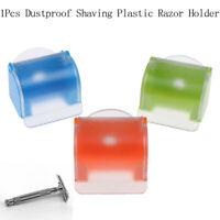 Dustproof Shaver Toothbrush Holder Suction Cup Shaver Storage Shelf Hook Razor H