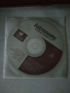 Astronomy Windows Version 1.0 PC CD ROM-1999 Compton's Learning