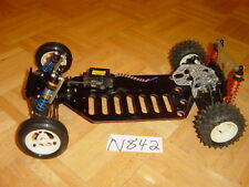VINTAGE TRACKMASTER MID RC10 BUGGY VERY CLEAN BUILD TEAM ASSOCIATED