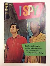 I Spy #6 Bande Dessinée Gold Key 1968