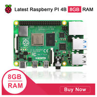 Raspberry Pi 4 Model B 8GB RAM 1.2 version BCM2711 Quad core Cortex-A72 1.5GHz