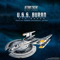Eaglemoss Star Trek Online U.S.S. Buran NCC-96400 Ship Replica New and In Stock