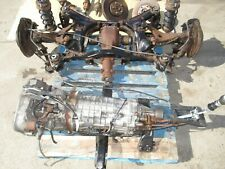 2011 WRX STi 6 Speed Transmission R180 Differential Brembo TY856UW1MA EJ257 GV8