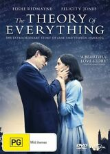 The Theory Of Everything : NEW DVD