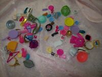 Barbie Doll Accessories Mix With Other Accessories Lots Of Pieces