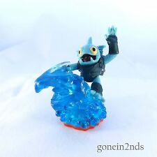 Skylanders Trap Team TIDAL WAVE GILL GRUNT SERIES 4 Comp with Superchargers