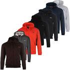 Slazenger Zip Hoody Kapuzen Pullover Sweatshirt Pulli S M L XL 2XL 3XL 4XL neu