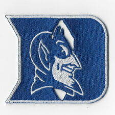 Duke Blue Devils NCAA Iron on Patches Embroidered Applique Badge Emblem Logo Sew