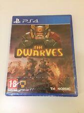 The Dwarvers Jeu Ps4 Neuf