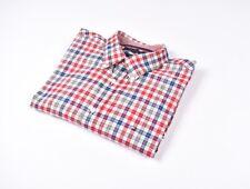 Tommy Hilfiger Coupe Ajustée Hommes Chemise Taille XL