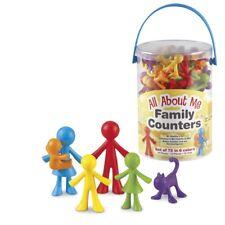 All About Me - Familien-Figuren-Set, Family Counters, Mathe+Familienbrett (82135