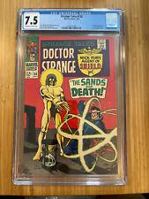 Strange Tales #158 CGC 7.5 1st Living Tribunal Doctor Strange