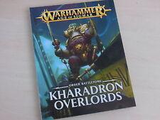 Warhammer Age of Sigmar Order Battletome: Kharadron Overlords *Neu* *deutsch*