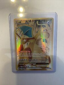 Pokemon XY Evolutions Dragonite EX Full Art Ultra Rare 106/108 Mint