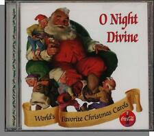 Coca Cola: Coke #12 - 1999 Collector's CD - Solo Piano Christmas Music! New!