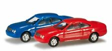 S371155 Herpa 065146-002 - Automobili N-passeggero Set Mercedes-benz CLK Modell