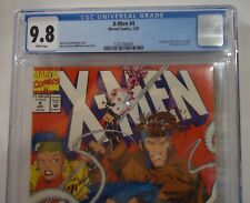 X-MEN # 4 CGC 9.8 WHITE PAGES *1st  APPEARANCE of OMEGA RED JAN.1992 JIM LEE ART