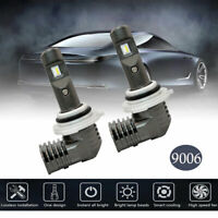 100W 9006/HB4 LED Phare de Voiture Headlight Lampe Ampoule 6500K Blanc 20000LM