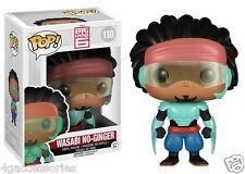 Funko Pop! Wasabi No-Ginger Disney Big Hero 6 110 Películas FIGURA DE VINILO GB