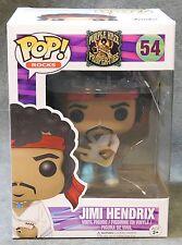 Jimi Hendrix - Woodstock - POP! Vinyl Figure - Funko Rocks