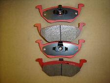 D1055 Premium Semi Metallic Quality REAR DISC BRAKE PAD SET D1055