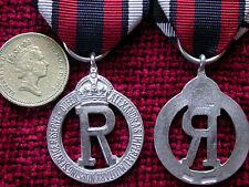 Replica Copy WW1 Queen Alexandra's Imperial  Mil Nursing Service Reserve Medal