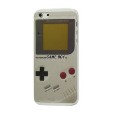 GAME BOY SLIM VINTAGE - CUSTODIA PROTEZIONE COVER BACK CASE RIGIDA per iPhone 5