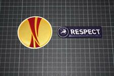 UEFA EUROPA LEAGUE and RESPECT BADGES / PATCHES 2009-2011