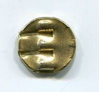 Blank Planchet Waffle Canceled Test Error Coin Europe