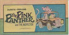 1976 WHITMAN MINI PROMO COMIC PINK PANTHER MINT RARE