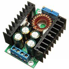 DC-DC CC CV Buck Converter Step-down Power Module 7-32V to 0.8-28V 12A 300W TS