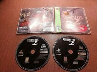 Sony PlayStation 1 PS1 PSOne CIB Complete Tested Resident Evil 2 Ships Fast