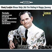HANK LOCKLIN - PLEASE HELP ME I'M FALLING & HAPPY JOURNEY NEW CD