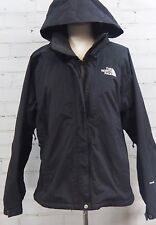 The North Face Winter Jacket Hyvent Nylon Shell (NO Zip Out Lining) Womens Black