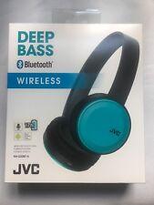 JVC HA-S30BT-A auriculares inalámbricos Bluetooth de graves profundos a estrenar