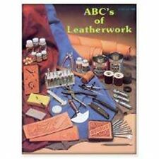 Abc's Of Leatherwork Book Item Tandy Leather 61904-00