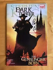 Steven King The Dark Tower 1 Signed Peter David Jae Lee Marvel Comics VF/NM