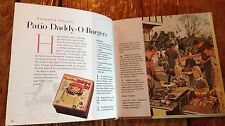 Patio Daddy O : The Golden Age Of Barbecue: 50s Recipes With A 90s