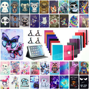 For LASER 7.0 10 inch Tablet 1087   787   786 Universal Leather Stand Case Cover