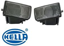 NEW BMW E34 525i Set of Front Left and Right Fog Light Lens OEM Hella